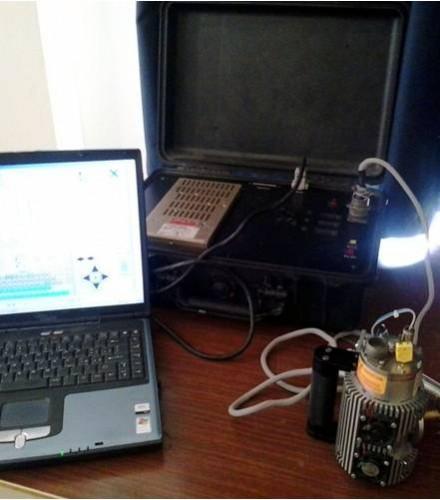 Fluorescenza a raggi X (XRF) portatile