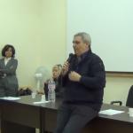 Laboratorio Creative Writing: l'incontro con Maurizio de Giovanni