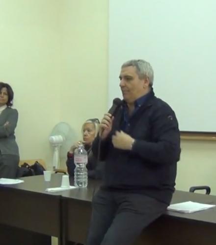 (Italiano) Laboratorio Creative Writing: l'incontro con Maurizio de Giovanni