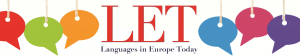 LET – Languages in Europe Today
