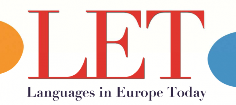 Convegno LET – Languages in Europe Today